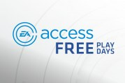 Free Play Day di EA Access: Gioca a 14 titoli gratuitamente!