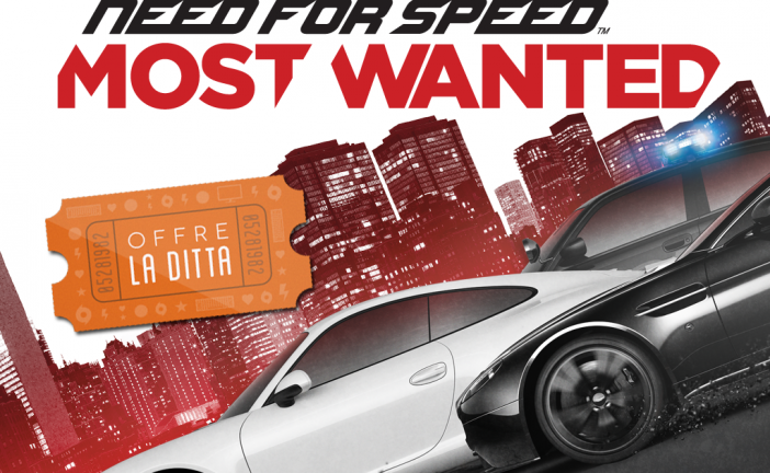 Scarica gratuitamente Need for Speed Most Wanted 2012!