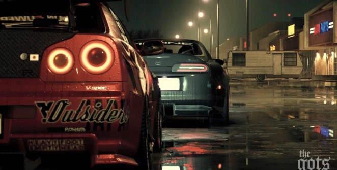Need for Speed 2015 in anteprima