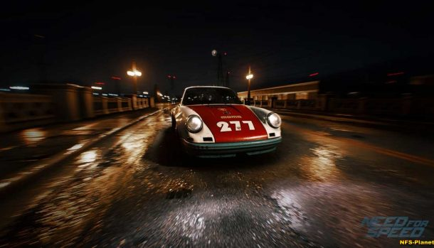 Need for Speed 2015 - porsche