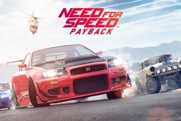 Data di rilascio Need for Speed Payback